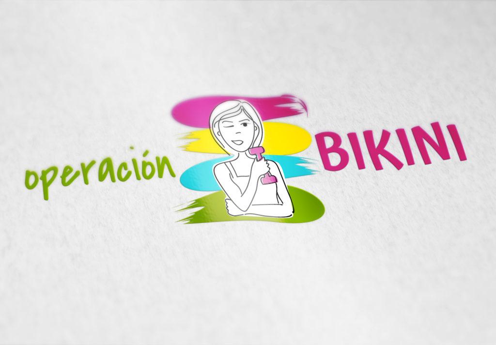 Logo para Operación Bikini