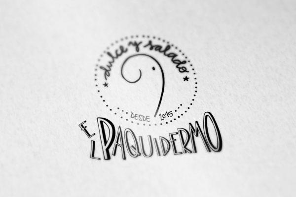 Logo de El paquidermo