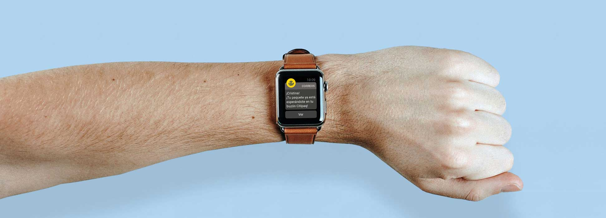 Correos iwatch